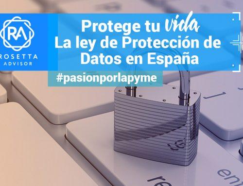 La nueva ley de Protección de Datos
