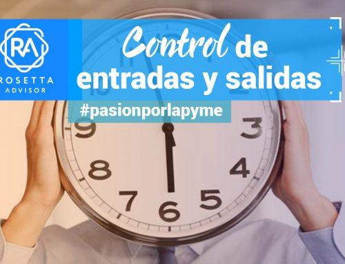 Nuevo registro obligatorio de control horario en la empresa