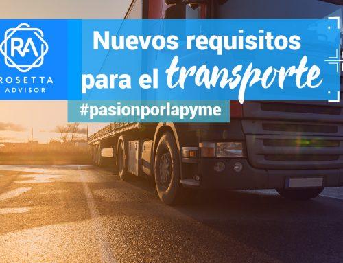 Fomento eleva las exigencias académicas para los transportistas por carretera