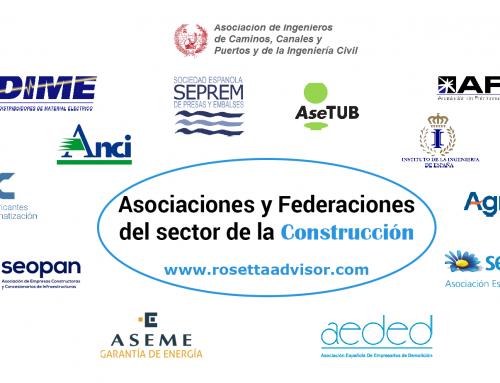 Descubre las asociaciones y federaciones del sector de la construcción