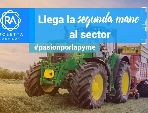 La compraventa de maquinaria agrícola ya tiene su página web