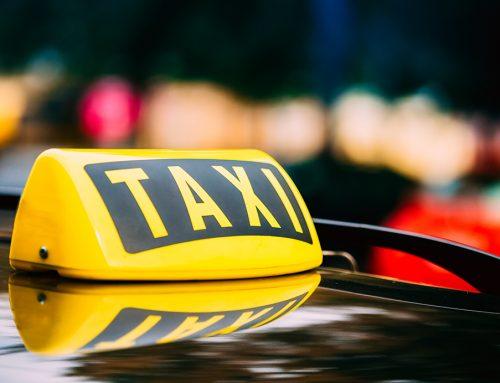 Los taxistas sufren los efectos del coronavirus
