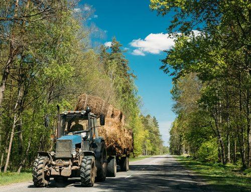 El campo pide facilitar el transporte de los trabajadores a las explotaciones agrarias