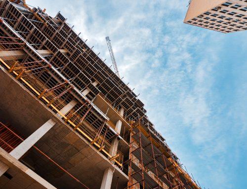 El coronavirus no detiene la construcción de pisos