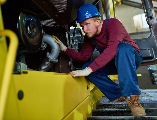 Operaciones de mantenimiento de instalaciones durante el estado de alarma