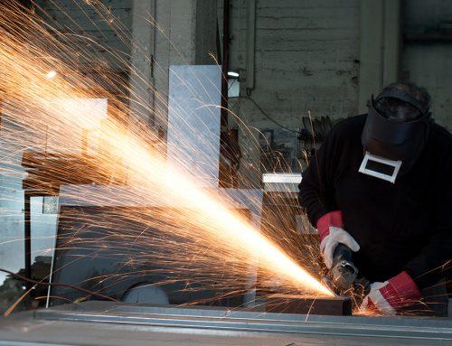 Construcción e industria, los sectores más afectados por el parón de la actividad