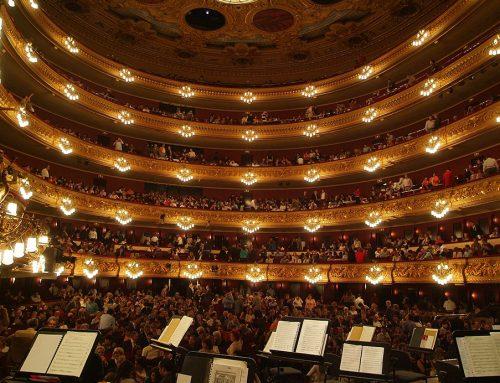 La Ópera de Barcelona reabre