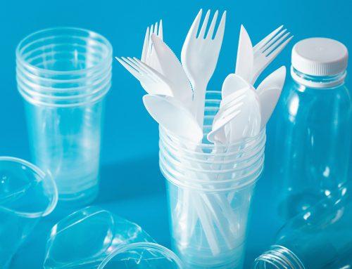 Ya no habrá plástico en bares y restaurantes